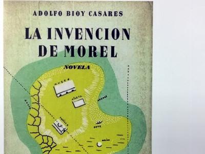 Couverture du roman La Invencion de Morel